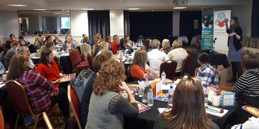 BookTrust Cymru Early Years Practitioner Conference 2019 (North Wales)