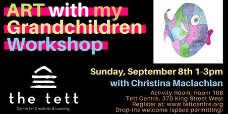 Art with My Grandchildren Workshop tickets