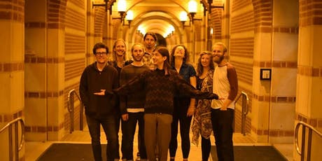 The Human Circuit at The Esquire Jazz Club tickets