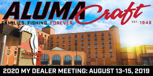 Alumacraft Dealer Meeting 2020 MY