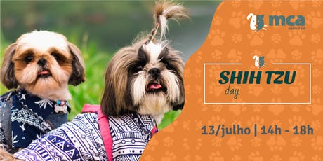 Shih Tzu Day | MCA Medical Vet tickets
