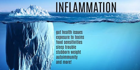 Inflammation Seminar: FREE Olive Oil to All Attendees! tickets