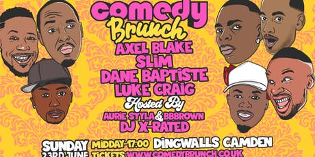 Comedy Brunch tickets