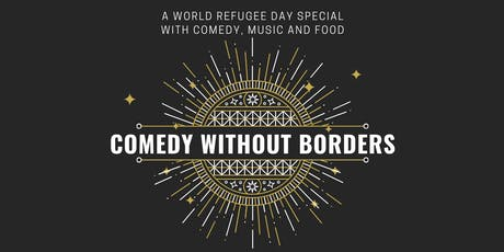 Comedy Without Borders tickets