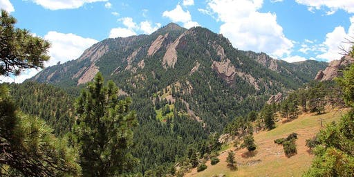 Hiking and Yoga in Boulder, Colorado