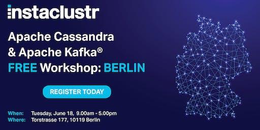 FREE  Apache Cassandra & Apache Kafka Workshop - Berlin