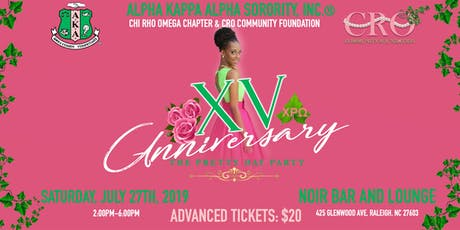Chi Rho Omega's 15th Anniversary Day Party tickets