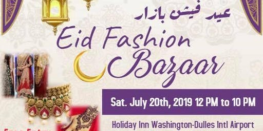 Eid Fashion Bazaar Vendor Registration
