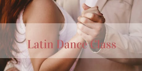Latin Dance Class tickets