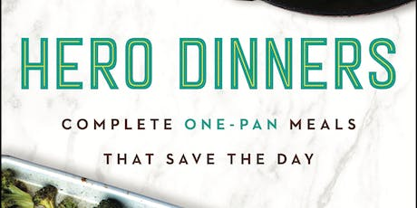 Author Event | Hero Dinners - A Talk and Demo with Marge Perry and David Bonom tickets