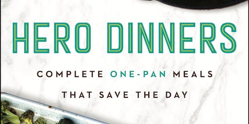 Author Event | Hero Dinners - A Talk and Demo with Marge Perry and David Bonom