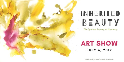 ART SHOW - Inherited Beauty