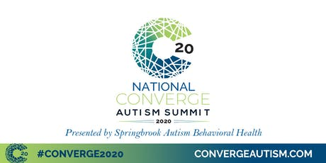 Converge Autism Summit 2020 tickets