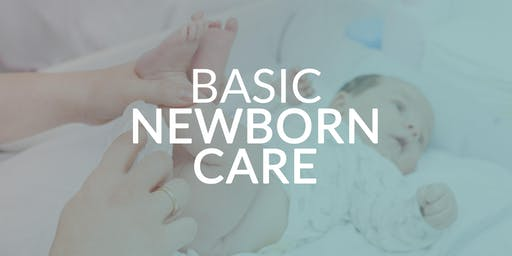 Basic Newborn Care Class - Bowie/Lanham