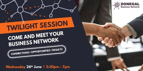 Donegal Networking | Twilight Session tickets