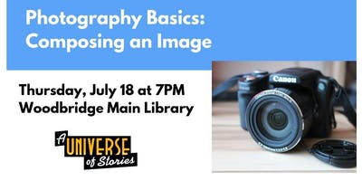 Photography Basics: Composing an Image