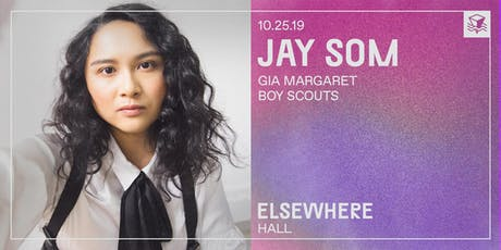 Jay Som @ Elsewhere (Hall) tickets