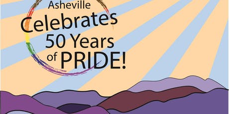 Asheville Celebrates 50 Years of Pride tickets