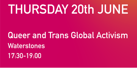 Queer and Trans Global Activism tickets