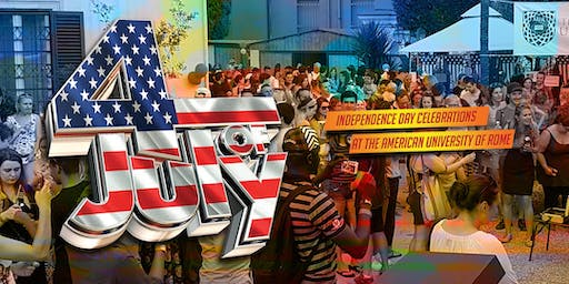 4th July Celebration at The American University of Rome
