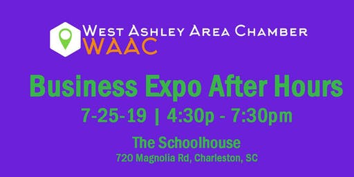 West Ashley Chamber- Business Expo After Hours
