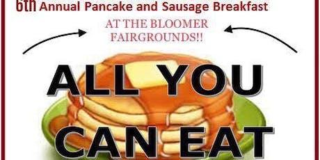 Bloomer Ambulance Pancake and Sausage Breakfast tickets
