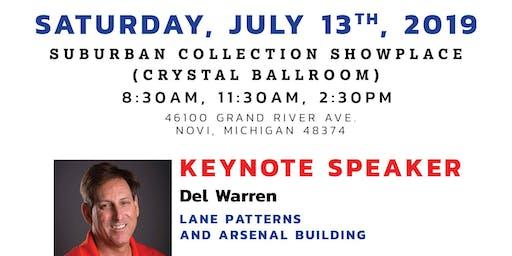 "Del Warren ""Lane Patterns and Arsenal Building"""