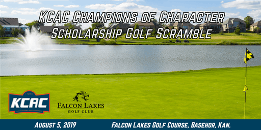 Fourth Annual KCAC Champions of Character Scholarship Golf Scramble