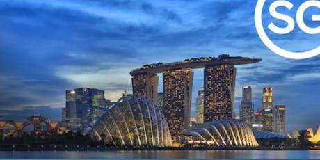 Singapour - découvrez ses opportunités  billets