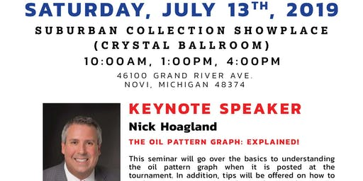 "Nick Hoagland ""The Oil Pattern Graph: Explained!"""