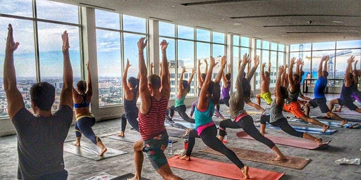 YOGA WITH A VIEW - SPECIAL HOLIDAY EDITION