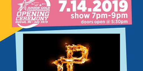 Junior Gold Opening Ceremony tickets