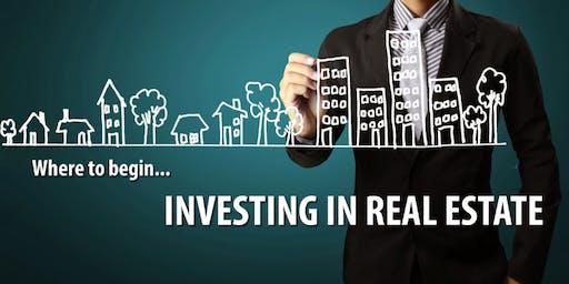 Charleston Real Estate Investor Training - Webinar