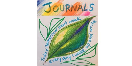 YAI Arts & Culture - Visual and Written Journals (7/11, 7/18, 7/25 and 8/1) tickets