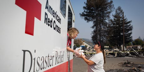 The Disaster Operations Coordination Center - American Red Cross Tour tickets