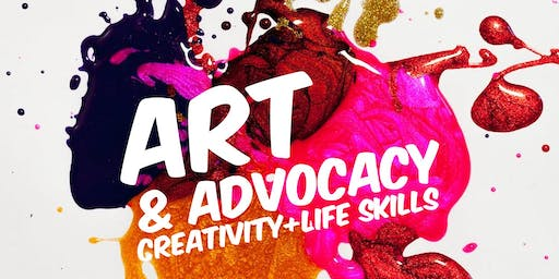 DSSW Art and Advocacy - June 2019