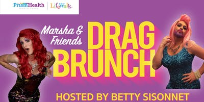 Marsha & Friends Drag Brunch: Hosted by Betty SiSonnet