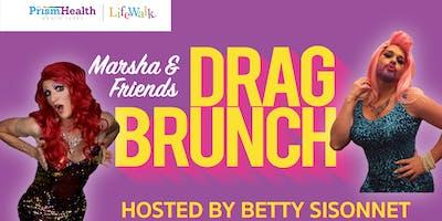 Marsha & Friends Drag Brunch: Hosted by Betty SiSonnet