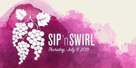 July Sip 'n Swirl - Winaritas and Sangrias tickets