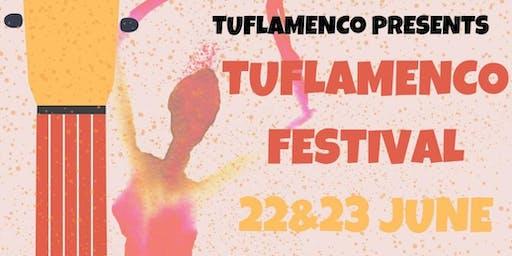 TuFlamenco Festival -Dance Students Show-