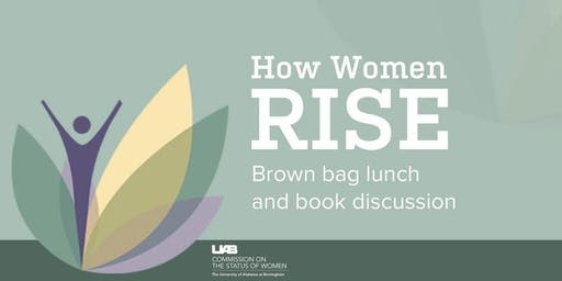 How Women Rise book discussion