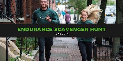 2019 Invictus Boston Endurance Scavenger Hunt
