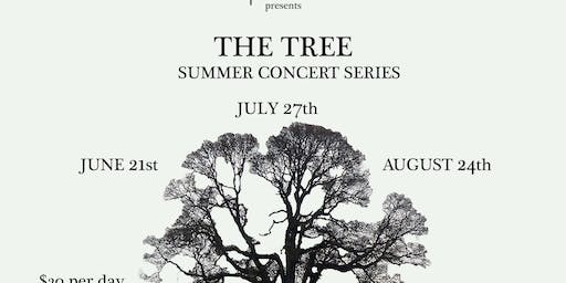 The Tree Summer Concert Series