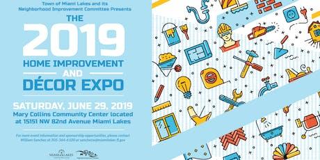 2019 Home Improvement & Decor Expo  tickets