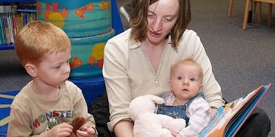 Central Library - Tuesday Story and Rhyme Time