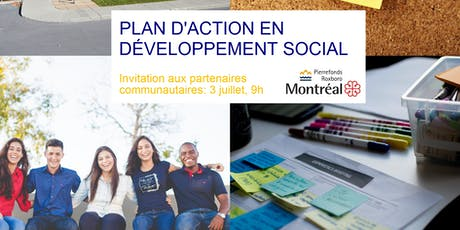 Groupe de discussion : Enjeux en développement social à Pierrefonds-Roxboro billets