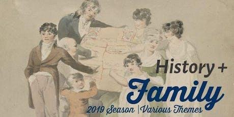 History + Family: Hearths & Woodstoves tickets