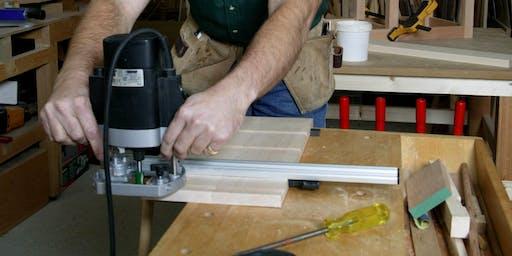 Make a wooden deckchair, 4 hour class, £65