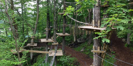 Bristol Mountain Ropes Course