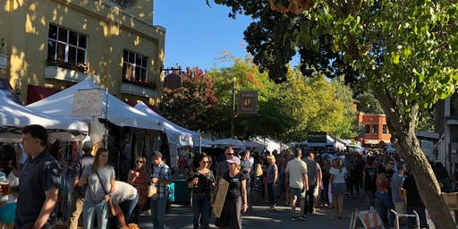 Lafayette Art & Wine Festival 2019  - Sept 21&22 - 4 Stages, FREE Admission